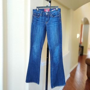 Lucky Brand Sofia Boot Dark Wash Jeans